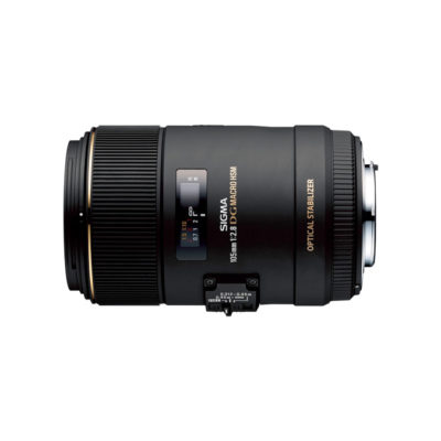 105mm F2.8 EX DG OS HSM Macro For Canon