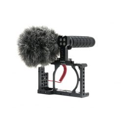 Sony Cage & Video Mic Combo