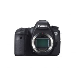 Canon 6D DSLR Camera Body