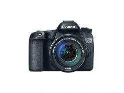 Canon EOS 70D DSLR Body w/ 18-135mm STM Lens