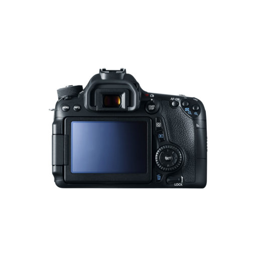 Canon EOS 70D DSLR Body w/ Battery Grip