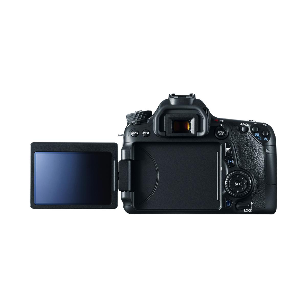 Canon EOS 70D DSLR Body w/ Battery Grip – The Camera Exchange, Inc.