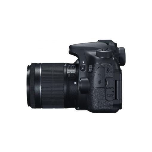 Canon EOS 70D DSLR w/ 18-55mm STM Lens