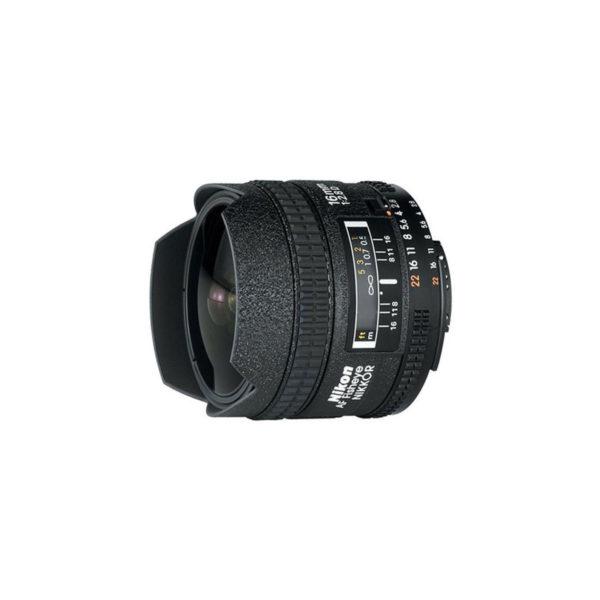 Nikon AF Fisheye-Nikkor 16mm f/2.8D