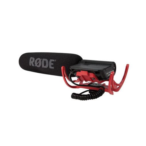 Rode VideoMic w/ Rycote Lyre Suspension System