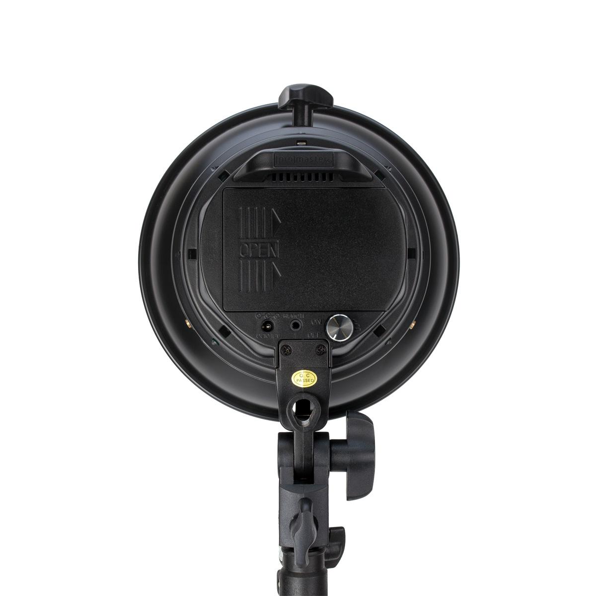 Studio Lighting Rental: Promaster VL380 3-Light Portable LED Studio Kit