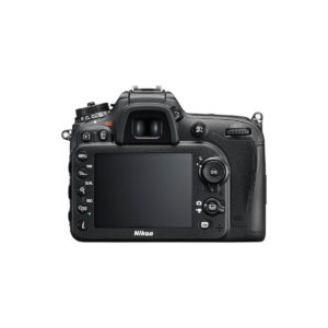 Nikon D7200 DSLR Body w/ 18-140mm VR Lens