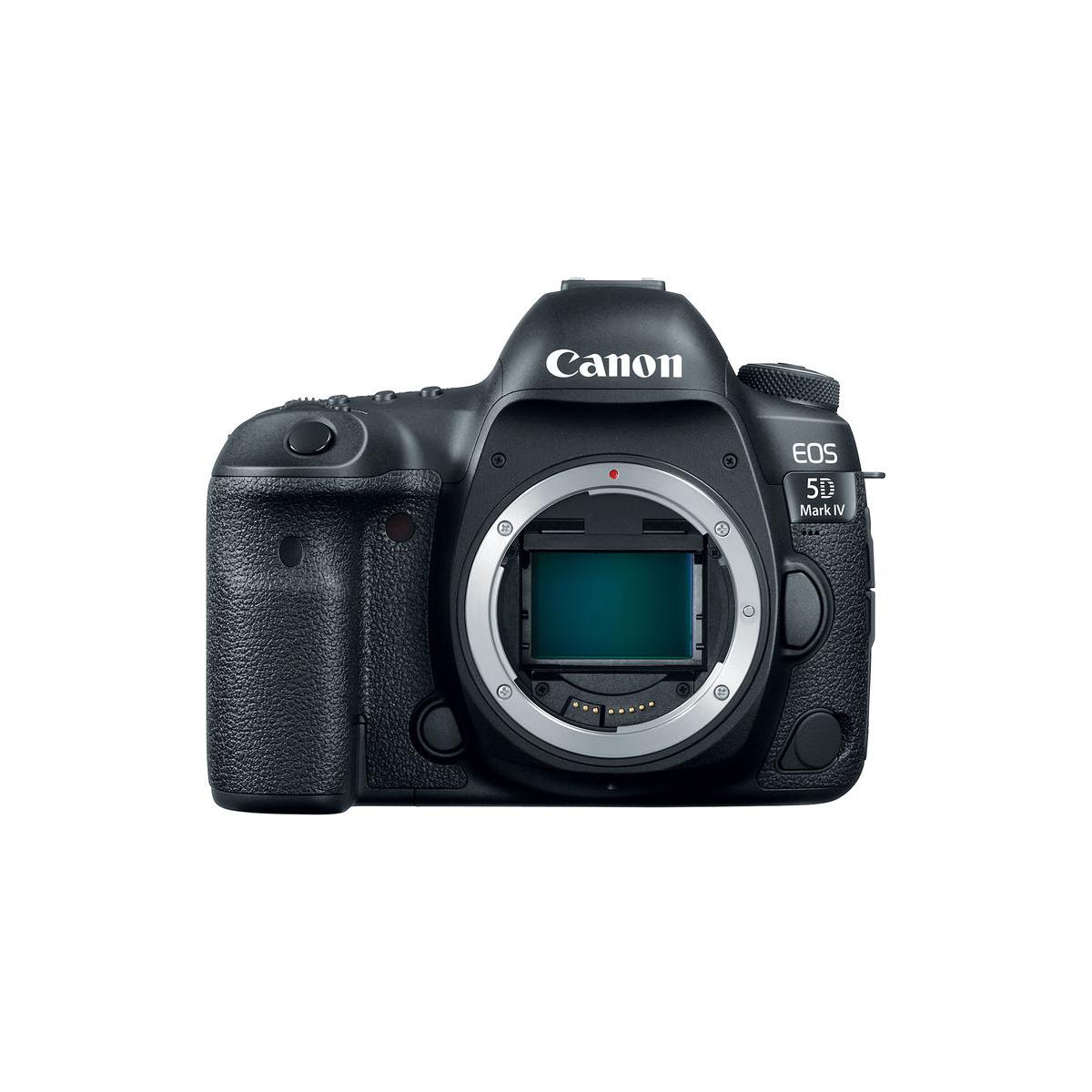 Canon Eos 5d Mark Iv Dslr Body The Camera Exchange Inc