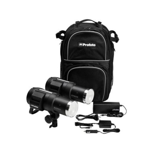 Profoto B1X 500 2-Light Location Kit