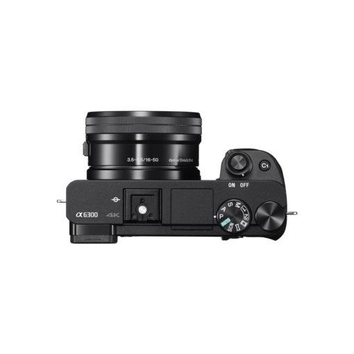 Sony a6300 Mirrorless Camera w/ 16-50mm Lens