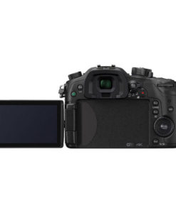 Panasonic GH4 Mirrorless Mirrorless Camera Body w/ Canon Lens Adapter