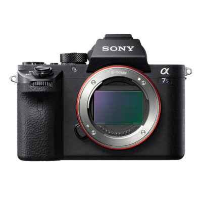 Sony A7S II Mirrorless Camera Body