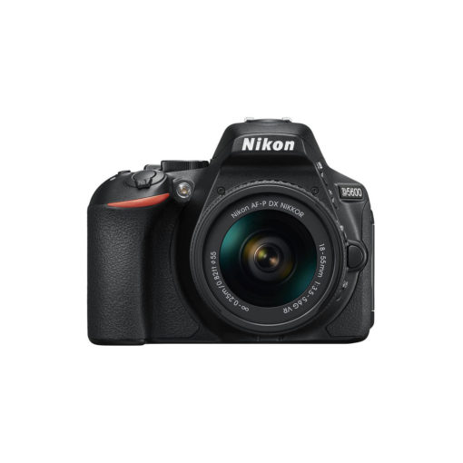 Nikon D5600 DSLR w/ 18-55mm VR II Lens