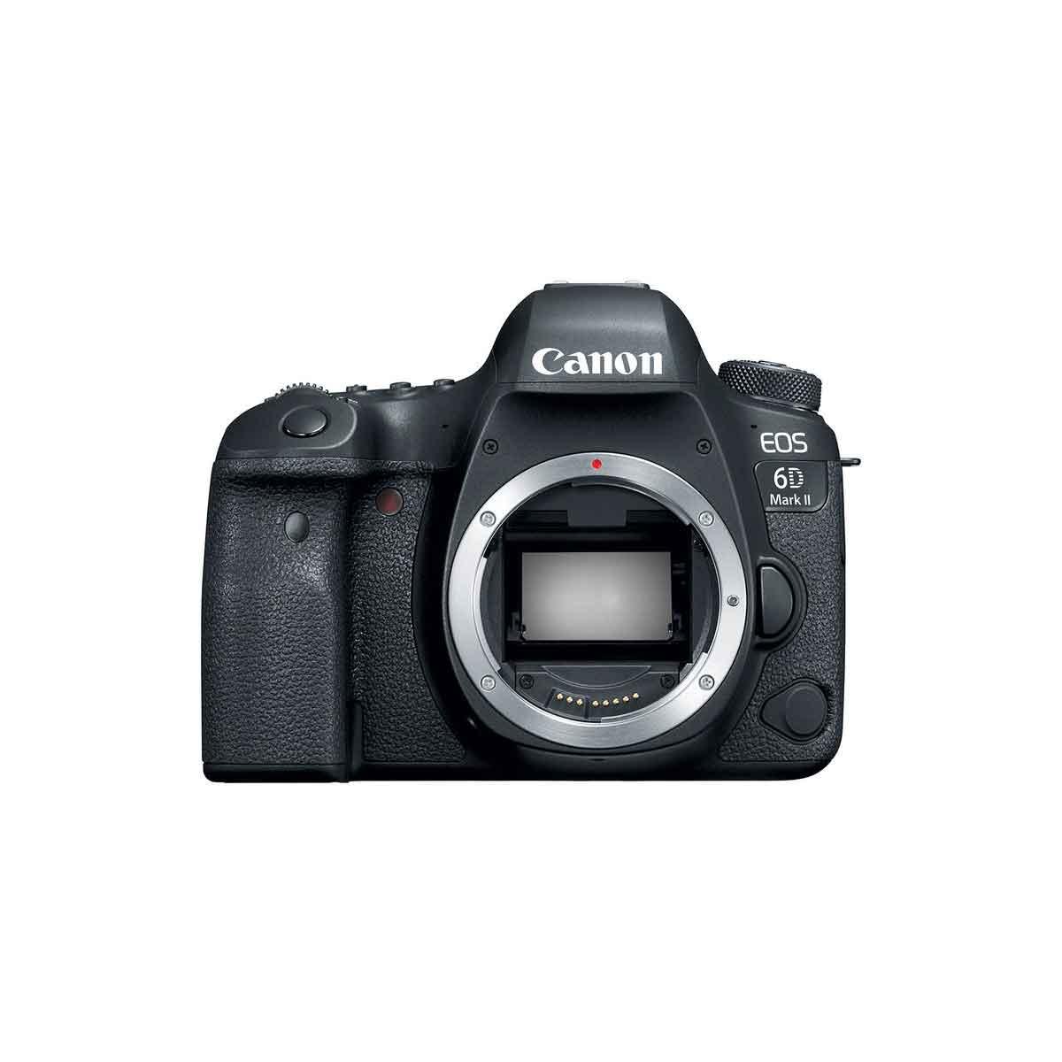 Canon Eos 6d Mark Ii Dslr Body The Camera Exchange Inc
