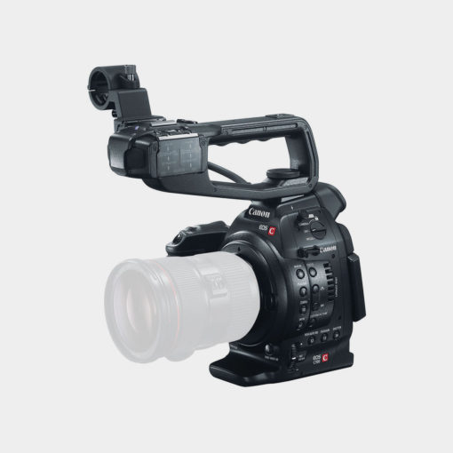 Canon EOS C100 Camera Body