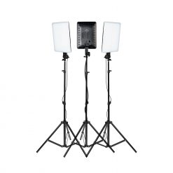 Smith Victor Slim Panel LED 3-Light Kit