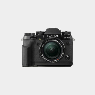 Fujifilm X-T2 Mirrorless Body with 18-55mm f/2.8-4 Lens