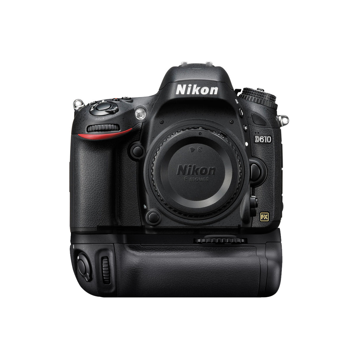 Nikon D610 Dslr Body The Camera Exchange Inc