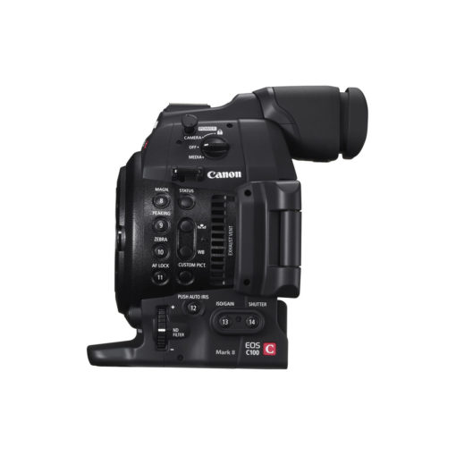 Canon EOS C100 Mark II Camera Body