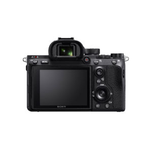 Sony A7R III Mirrorless Camera Body