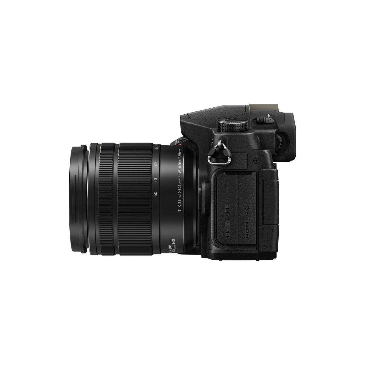 Panasonic Lumix DMC-G85 Mirrorless Camera w/ 12-60mm Lens – The