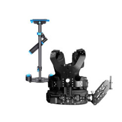 Carbon Fiber Handheld Camera Stabilizer w/ Support Vest