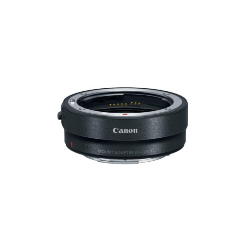 Canon EOS R Mirrorless Digital Camera w/ Lens Adapter