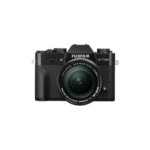 Fujifilm X-T20 Mirrorless Body with 18-55mm f/2.8-4 Lens