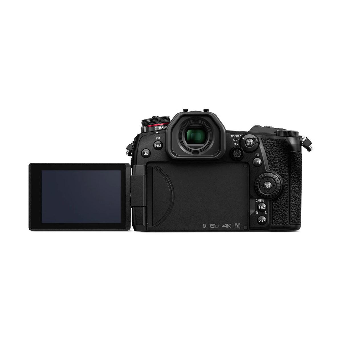 Panasonic Lumix Dc G9 Mirrorless Camera Body The Camera