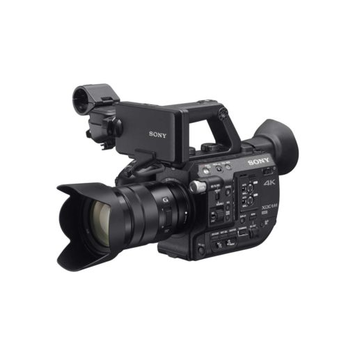 Sony PXW-FS5K 4K Super 35 Professional Camcorder w/ 18-105mm Lens