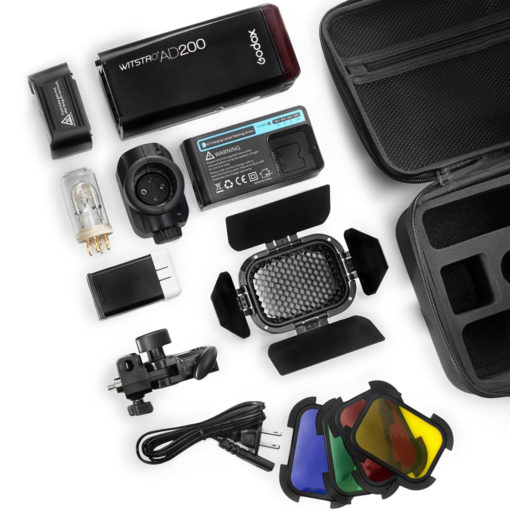 Godox AD200 Flash Kit