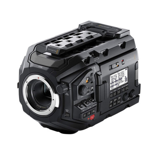 Blackmagic Design URSA Mini Pro 4.6K Digital Cinema Camera (EF Mount)