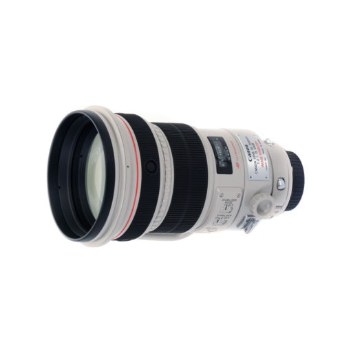 Canon EF 200mm f/2L IS USM Lens