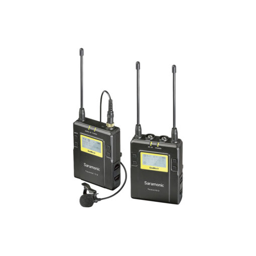 Saramonic UwMic9 Wireless Lav Mic Kit