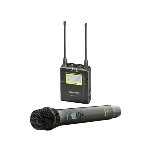 Saramonic UwMic9 Wireless Handheld Mic Kit