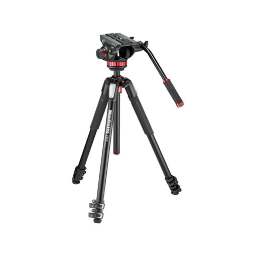 Manfrotto 055XPRO3 Tripod w/ 502AH Video Head