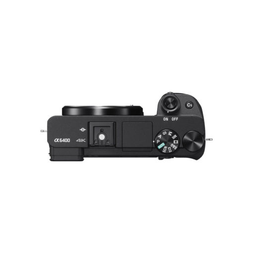 Sony a6400 Mirrorless Camera w/ 18-135mm