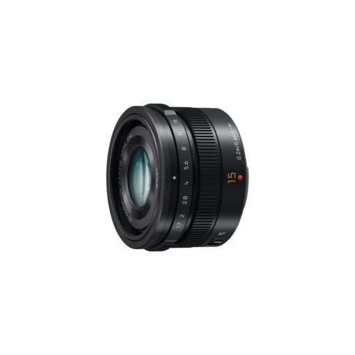 Panasonic 15mm f1.7 Leica Summilux DG Lens
