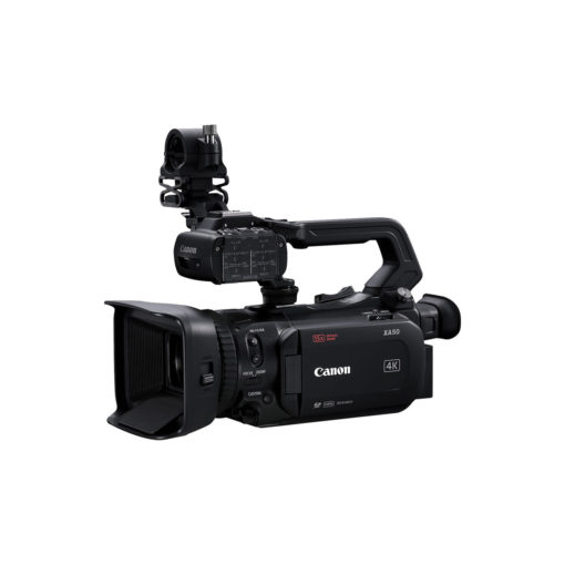 Canon XA50 4K Camcorder