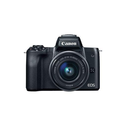 Canon EOS M50 Digital Camera w/ 15-45 Lens