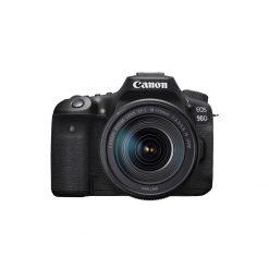 Canon EOS 90D DSLR w/ 18-135mm Lens