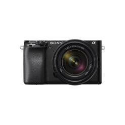 Sony a6100 Mirrorless Camera w/ 18-135mm Lens